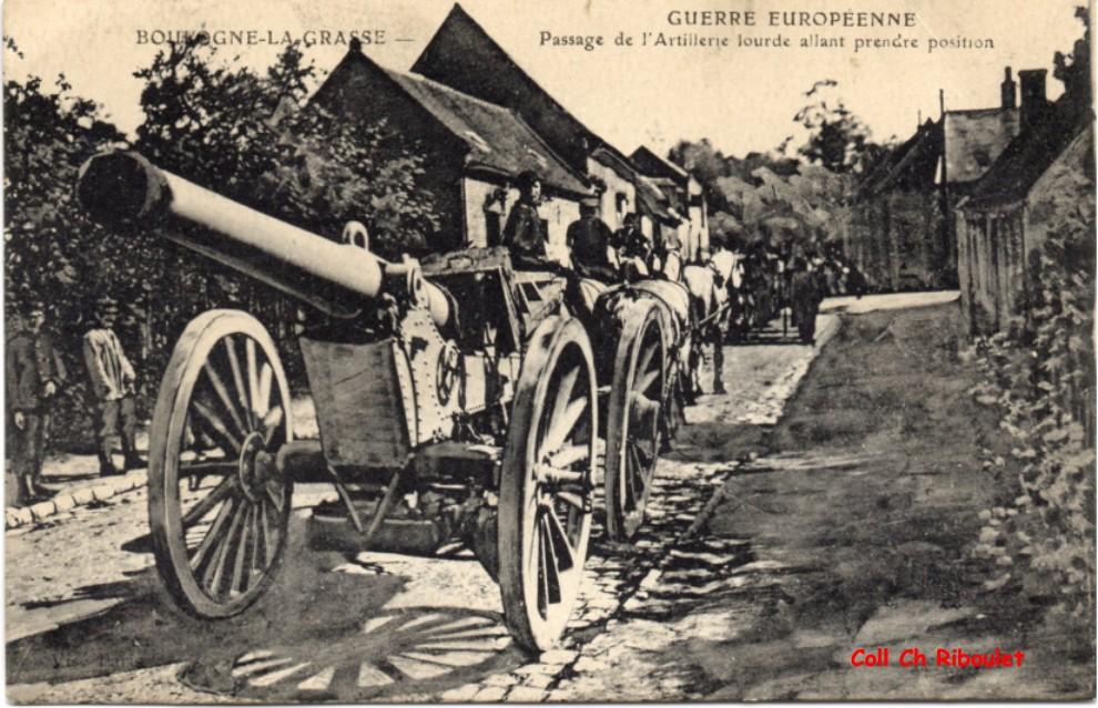 parc artillerie divisionaire